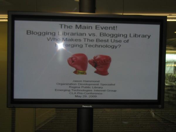 CLA Conference Presentation Title Slide